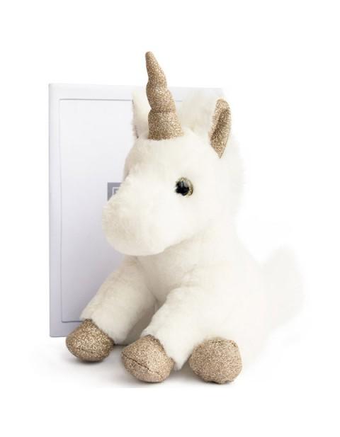 Histoire d'Ours Gold Sparkle Unicorn