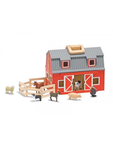 Melissa and Doug Fold & Go Barn