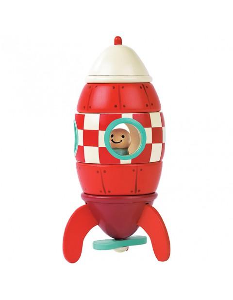 Janod Magnet Rocket Toy
