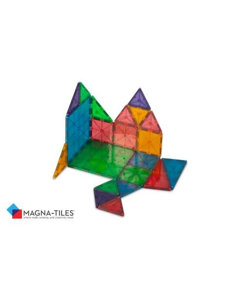 Magna-Tiles Clear Colours 100 piece set