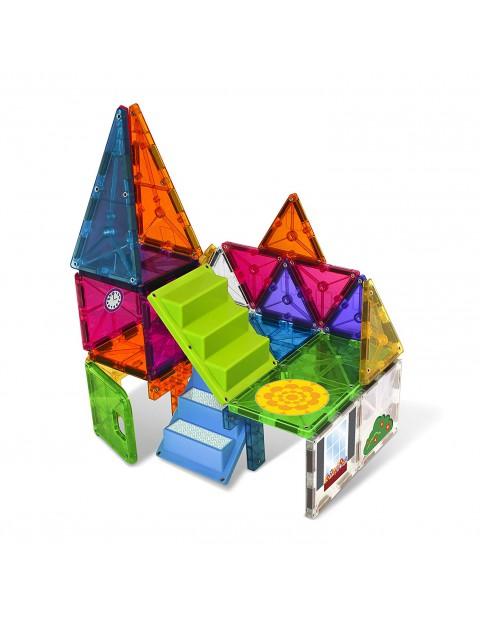 Magna-Tiles House 28-Piece Set