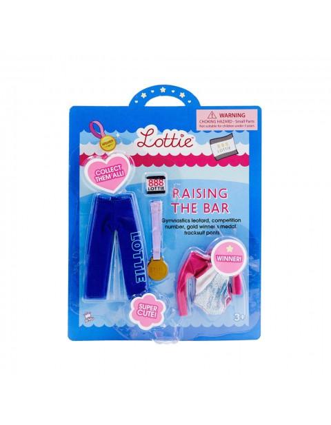Lottie Dolls Set: Raising the Bar Outfit Set