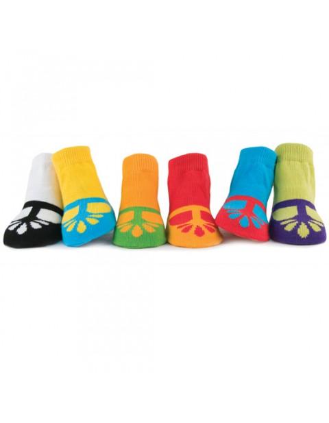 Trumpette Tea-Drop socks 6 pack