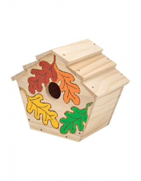 Melissa & Doug Build Your Own Birdhouse